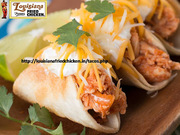 Crunchy Fried Shrimp Tacos | Louisiana Famous Fried Chicken